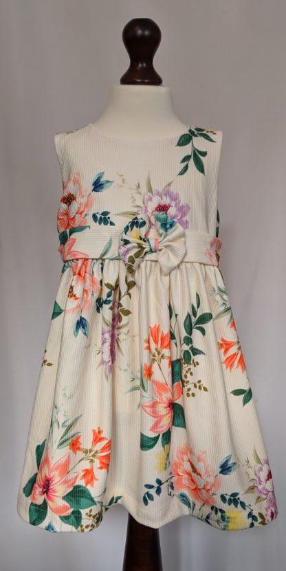 Rain lily pink dress