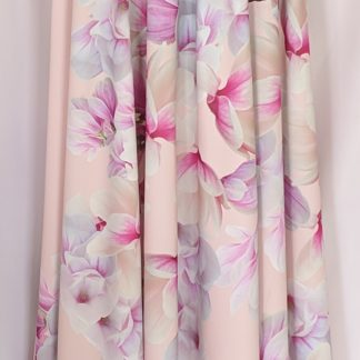 Light pink magnolia skirt