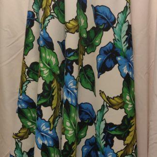Multi Leaf Skirt