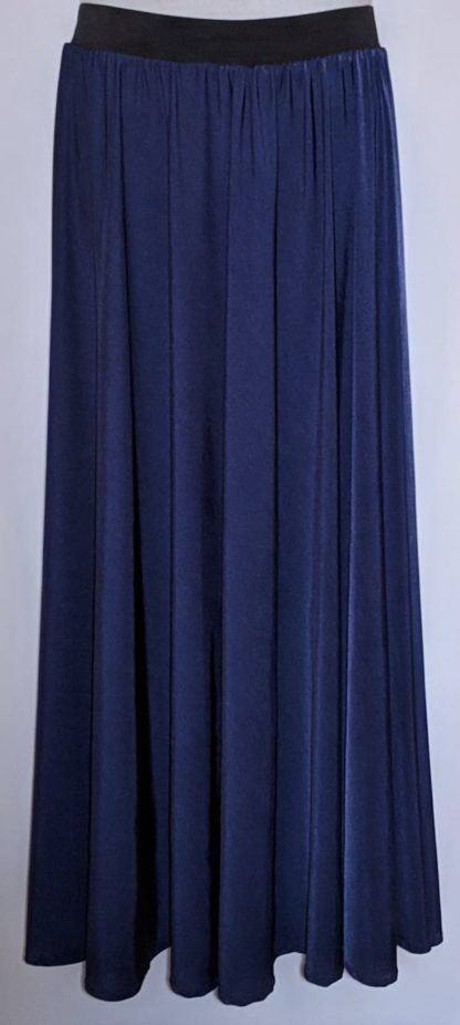 Midnight blue Maxi skirt