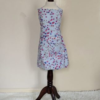 Twin dress navy floral