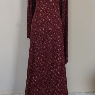 Multiple maxi dress