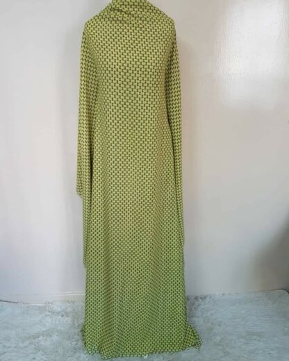 Lemon maxi dress (nursing)