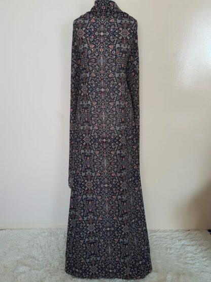 Maxi dress, maxi skirt and midi dress