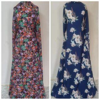 Mini dress multi colour